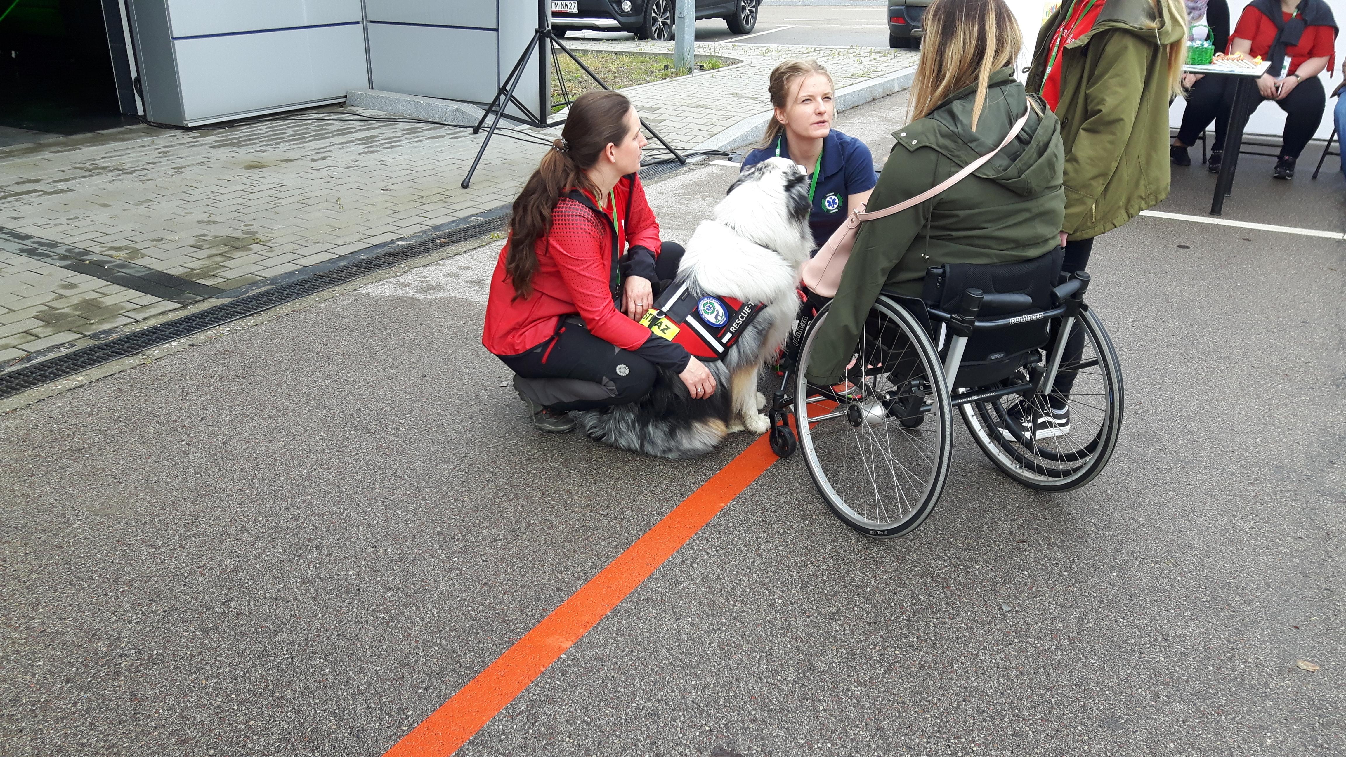Wspieranie osób z niepełnosprawnością